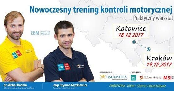 Zapraszamy warsztaty Kinetic Control amp McConnell Institute Polska NOWOCZESNY TRENINGhellip